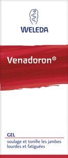 Weleda Gel pour jambes lourdes Venadoron 100 ml