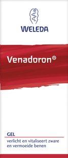 Weleda Gel voor zware benen Venadoron 100 ml