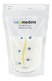 Medela Sachets de conservation Pump & Save 150 ml - 20 pièces