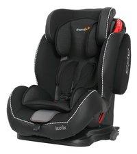 Dreambee Autostoel Essentials IsoFix Groep 1/2/3 zwart-Vooraanzicht