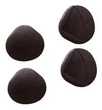 BabyDan Protection pour coins de table brun - 4 pièces-Avant