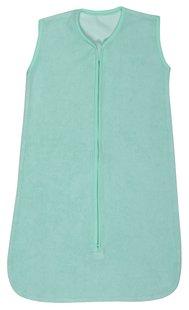 Dreambee Sac de couchage d'été Essentials tissu-éponge vert menthe 70 cm