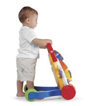 Chicco Pousseur Baby Steps Activity Walker blanc-Image 2