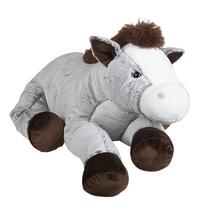 Peluche cheval 60 cm