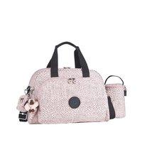 Kipling Sac à langer Camama soft pink