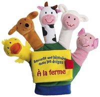 Raconte une histoire avec les doigts : À la ferme