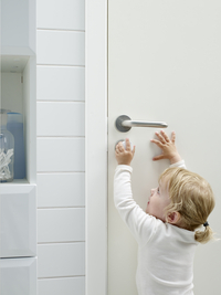 BabyDan Veiligheidsgrendel voor deur KeyGuard-Afbeelding 1