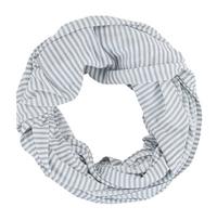 Jen & James Châle/écharpe d'allaitement ligne gris/blanc-Détail de l'article
