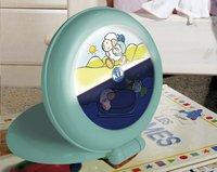 Claessens'Kids Réveil de voyage Kid'Sleep Globetrotter vert clair-Image 2