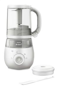 Philips AVENT Stoomkoker-mixer SCF875/02 4-in-1