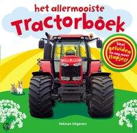 Babyboek Het allermooiste tractorboek - Dawn Sirett-Vooraanzicht