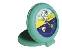 Claessens'Kids Réveil de voyage Kid'Sleep Globetrotter vert clair-Détail de l'article