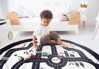 Play&Go Sac de rangement/couverture de jeu Roadmap/Thunderbolt-Image 1