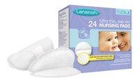 Lansinoh Compresses d'allaitement jetables blanc - 24 pièces