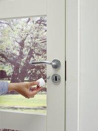 BabyDan Veiligheidsgrendel voor deur KeyGuard-Afbeelding 3