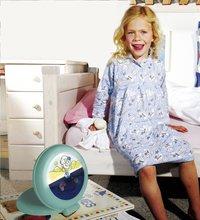 Claessens'Kids Reiswekker Kid'Sleep Globetrotter lichtgroen-Afbeelding 3