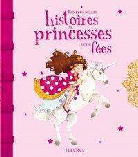 Boek Les plus belles histoires de princesses et de fées