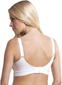 Carriwell Soutien-gorge d'allaitement GelWire blanc XL-Arrière