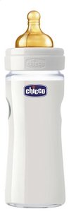 Chicco Glazen zuigfles Nature Glass 240 ml