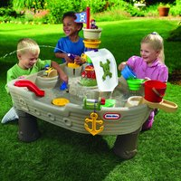Little Tikes table de jeu Bateau pirate-Image 3