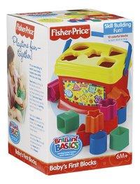 Fisher-Price Trieur de formes Mon trieur de formes-Avant
