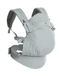 Babylonia Porte-bébé combiné Flexia soft grey-Avant