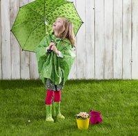 Regencape kikker 2-4 jaar-Afbeelding 1