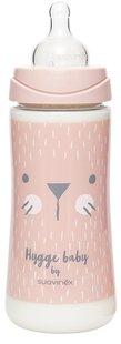Suavinex Zuigfles Hygge Pink Whiskers 360 ml-Artikeldetail
