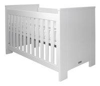 Bopita Lit de bébé Cobi L 120 x Lg 60 cm-Côté droit