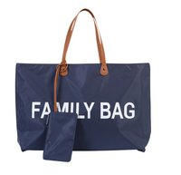 Childhome Verzorgingstas Family Bag navy-Vooraanzicht