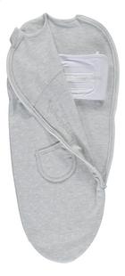 Puckababy Cape d'emmaillotage Original Piep coton grey 0 - 3 mois-Détail de l'article