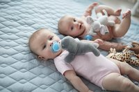 Philips AVENT Sucette + 0 mois Snuggle Phoque-Image 3