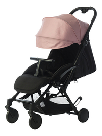 Pericles Capote pare-soleil Buggy XS Comfort Plus rose-commercieel beeld