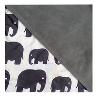 Bundle Bean Multifunctioneel voetenzeil grey elephants-Artikeldetail