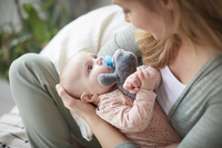 Philips AVENT Sucette + 0 mois Snuggle Phoque-Image 6