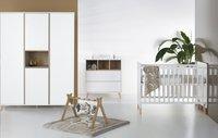 Quax Chambre évolutive 3 pièces avec armoire 4 portes Loft-Image 2