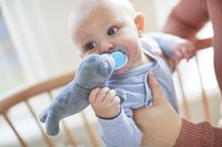 Philips AVENT Sucette + 0 mois Snuggle Phoque-Image 4