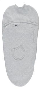 Puckababy Inbakercape Original Piep katoen Dotty grey 0 - 3 maanden