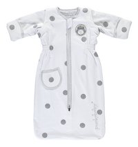 Puckababy Slaapzak Bag Newborn katoen Dotty white 68 cm