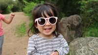 Real Shades Lunettes de soleil Chill Dusty Rose-Image 3