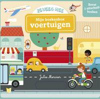 Boek Mijn boekenbox: voertuigen