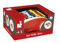 Janod Xylofoon Roller Tattoo-Vooraanzicht