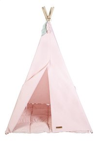 Little Dutch Tipi pink-Vooraanzicht