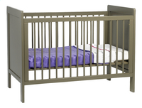 Pericles Dennenhouten bed Pauline taupe