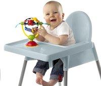 Playgro Activiteitenspeeltje High Chair Spinning Toy-Afbeelding 1