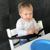 Minimonkey Stoelverhoger Mini chair zwart-Afbeelding 5
