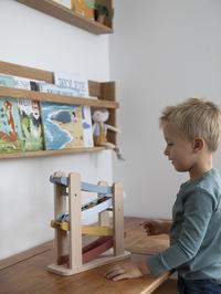 Little Dutch houten autobaan Pure & Nature-Afbeelding 7