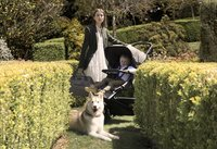 Mountain Buggy Wandelwagen Urban Jungle V3 Luxury collection herringbone-Afbeelding 5