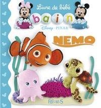 Livre de bain Livre de bébé : Nemo