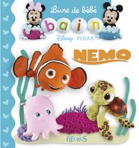 Badboekje Livre de bébé : Nemo FR